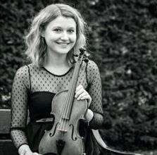 Aimée Storton - Violinist of India Rose Strings