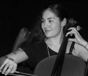 Chloe Merriott - cello